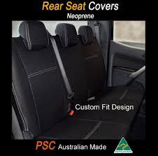 100 Neoprene Truck Seat Covers SEAT COVER Honda Jazz REAR 100 WATERPROOF PREMIUM NEOPRENE EBay