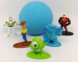Nightmare Before Christmas Bath Toy Set by Disney Bath Bombs Etsy