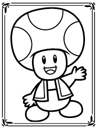 Mario And Yoshi Coloring Pages To Print Discover All Of 10000