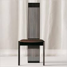 High Back Dining Side Chair