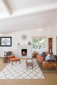 100 Mid Century Design Ideas 50 Amazing Modern Living Room DecoRewarding