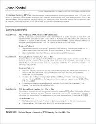 Banker Resume Template Format Investment Banking From Bankers