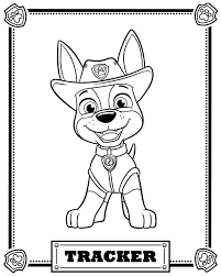 Paw Patrol Everest Printable Coloring Pages Top 10 Free Online