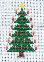 Beautiful Traditional Christmas Tree Stitch Free Tutorial With Pictures On How To Cross Art
