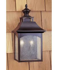 murray feiss ol1003 homestead 10 inch wide 2 light outdoor wall