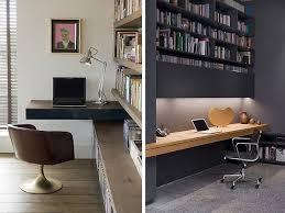 schreibtisch im wohnzimmer haus deko schreibtischablage