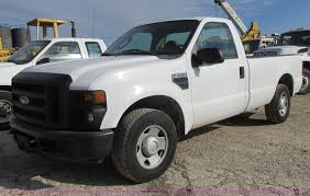 2008 Ford F250 Super Duty XL Pickup Truck | Item AW9798 | SO... 2008 Ford F150 60th Anniversary Edition Top Speed Used Xlt Rwd Truck For Sale Ada Ok Adr0046 Reviews And Rating Motortrend F350 F450 Diesel Duty Wrecker Tow Repo Information Photos Zombiedrive Crew Cab Regina Hill Auto Well Equipped F 250 King Ranch Pickup 44 4x4s For Sale 42008 Supercrew Car Audio Profile Xl Pauls Valley Pvh00229 Bds 6 8 Lifts 4wd Trucks F250 Lariat Fx4 At Autosport Co Techliner Bed Liner Tailgate Protector