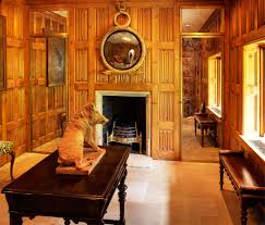 This Tudor Home Featuring Paneling From Windsor Castle, Built In ... Beautiful Tudor Homes Interior Design Images Cool 25 Inspiration Of Eye For English Tudorstyle American Castle In The Rocky Mountains 1000 Ideas About Kitchen On Pinterest Kitchens Home Decor Best Style Decorating Decorations 1930s Makow Architects Plans Blueprints 12580 Contemporary Pergola Decors And By Simple