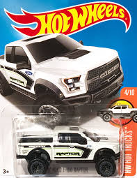 1:64 Hot Wheels HW Hot Trucks '17 Ford F-150 Raptor # 4/10 ... Diecast Car Air Compressor Package Ford F150 Svt Raptor Pickup 1979 Truck Gulf Oil 124 Scale Model By Northlight 4 In Officially Licensed Red Pick Up Hot Wheels 2015 Hw Offroad 15 Toy 4x4 Youtube Amazoncom Maisto 121 Lightning Models 98mm 1999 Newsletter Sam Waltons Jtc Fine Colctible 125 97 Xlt By Revell Rmx857215 Toys Hobbies Tamiya 110 Ford 1995 Baja 4wd End 4282017 715 Pm