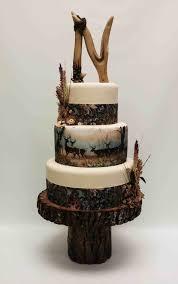 Amazoncom Monogram Topper Antler Country Wedding Cake
