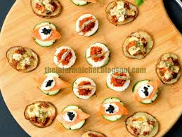 easiest canapes the informal chef easy canapes