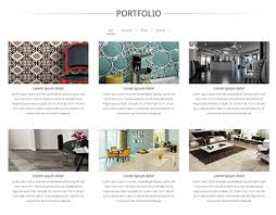 italian tile imports static webpage on behance
