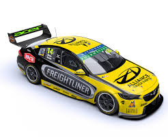 Alliance Truck Parts Racing And Freightliner Racing   Supercars