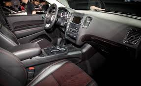 2015 Dodge Durango Captains Chairs by Red Nappa Is Here Dealership Ad With Pictures Page 3