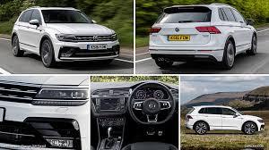 2017 Volkswagen Tiguan UK Spec