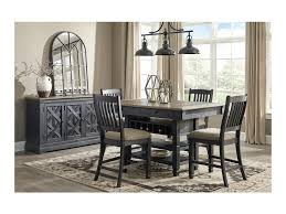 Ashley Signature Design Tyler Creek Casual Dining Room Group