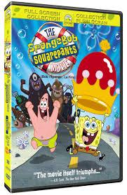 Spongebob Halloween Dvd Episodes by The Spongebob Squarepants Movie Dvd Encyclopedia Spongebobia