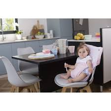 chaise nomade baby to chaise nomade de babytolove sièges de table aubert