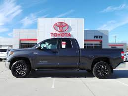 New 2018 Toyota Tundra SR5 Double Cab In Dublin #8027 | Pitts Toyota Toyota Tundra Trucks With Leer Caps Truck Cap 2014 First Drive Review Car And Driver New 2018 Trd Off Road Crew Max In Grande Prairie Limited Crewmax 55 Bed 57l Engine Transmission 2017 1794 Edition Orlando 7820170 Amazoncom Nfab T0777qc Gloss Black Nerf Step Cab Length Cargo Space Storage Wshgnet Unparalled Luxury A Tough By Devolro All Models Offroad Armored Overview Cargurus Double Trims Specs Price Carbuzz