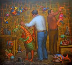 Jose Clemente Orozco Murales Revolucionarios by El Arte De Vivir La Pintura