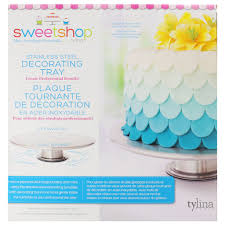 Michaels Cake Decorating Set by Find The Sweetshop Decorating Tray At Michaels