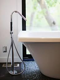 Kohler Freestanding Tub Faucet by Bathtub Buying Tips Hgtv