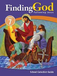 Finding God 2013 Grade 7 School Catechist Guide