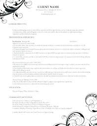 Cosmetology Resume Sample Recent Graduate Feat For Cosmetologist Template Elderly Caregiver