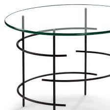 60x46x60 wohnzimmer glastisch modern tobblino