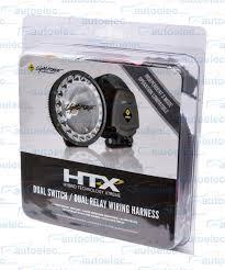 Lamp Wiring Kit Australia by Lightforce Htx230 Dl230 Hybrid Led Hid 230mm Driving Lights Lamps