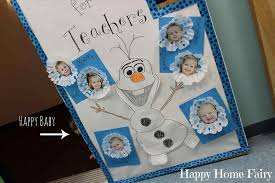 Winter Classroom Door Decorations by Idea Happy Home Fairy Craft Completed Items Winter I Love S