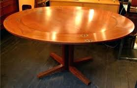 Round Extension Dining Tables Modern Craftsman Table Antique Melbourne