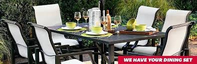 Outdoor Furniture Sales – WPlace Design