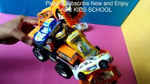 Big Trucks For Kids | Truck & Car Toys From Jugnu Kids Toy Truck ...