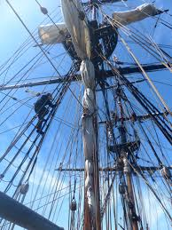 Hms Bounty Tall Ship Sinking by Cruising California U0027s Coast On The Tall Ship Lady Washington The