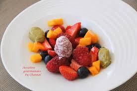 dessert assiette gourmande facile recette desserts