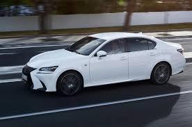 2016 Lexus GS450h F Sport review review