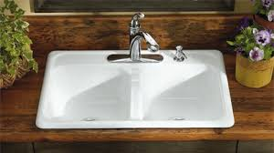 Overmount Double Kitchen Sink by Sinks Glamorous White Undermount Kitchen Sink White Undermount