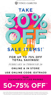 Vince Camuto Coupons - Extra 30% Off Sale Items At Vince Van Dal Flat Shoes Buy Vince Camuto Womens Vivo Camuto Offer Code Coupon Vince Marleen Women Us 10 Gray Sandals Eu 40 Womens Becker Leather Low Top Slip On Fashion Sneakers 50 Off Coupons Promo Discount Codes Wethriftcom Up To 70 Camutoshomules Clogs You Love Get Baily Crossbody Bag Princey 85 How To Use Promo Codes And Coupons For Vincecamutocom Shop Black Wavy Tote Women Nisnass Kuwait Elvin Bootie Kain 9 Multi Color Home