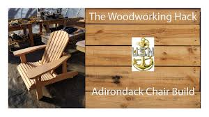 Folding Adirondack Chair Woodworking Plans by Adirondack Chair Build Plans From Rockler It Came Out Great