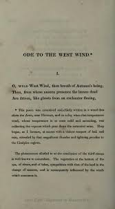 1820 Publication In The Collection Prometheus Unbound With Other Poems