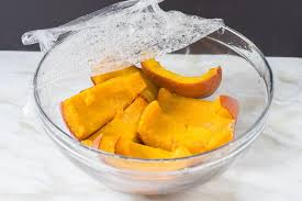 Toasting Pumpkin Seeds In Microwave by Skip The Canned Crap U2014microwave Your Own Pumpkin Purée Instead