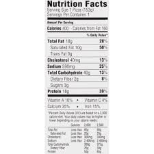 Cpk Nutrition Facts – Besto Blog