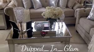 Glam Living Room Tour