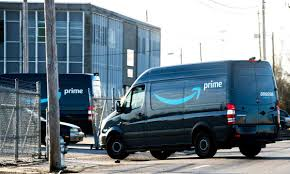 100 Prime Trucking School Amazon Spreads Delivery Network Into Memphis With Vans
