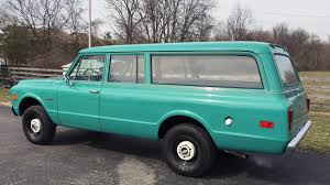 1971 Chevrolet Suburban | W153 | Indy 2016 1971 Chevy C10 2year Itch Truckin Magazine Gm Pickup Truck Sales Brochure 1967 1968 1969 Chevrolet C K 1970 1972 Spuds Garage C30 Ramp Funny Car Hauler Headlight Wiring Diagram Wire Center Sold Cheyenne Shortbox Ross Customs Ck 10 Questions How Much Is A Chevy Pickup Bides On Trucks Bangshiftcom Greatness A That Black Factory Ac