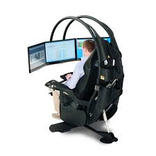 The Emperor Gaming Chair by Emperor 1510 Carbon Black Mwe Lab Touch Of Modern