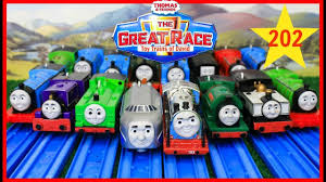 Trackmaster Tidmouth Sheds Toys R Us by Let U0027s Race Thomas And Friends The Great Race 202 Trackmaster