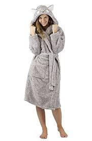 robe de chambre capuche peignoir femme doux confort capuche fourrée divers coloris qualité