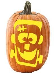 Minecraft Pumpkin Stencils Free Printable by Download This Frankenstein Pumpkin Carving Stencil And Other Free